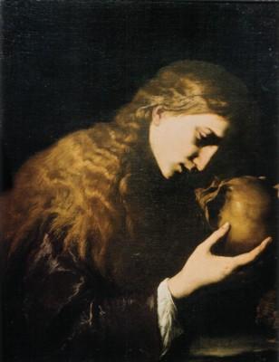 フセペ・デ・リベーラ《悔悛するマグダラのマリア》