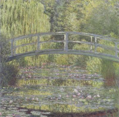 クロード・モネ《睡蓮の池、緑のハーモニー》