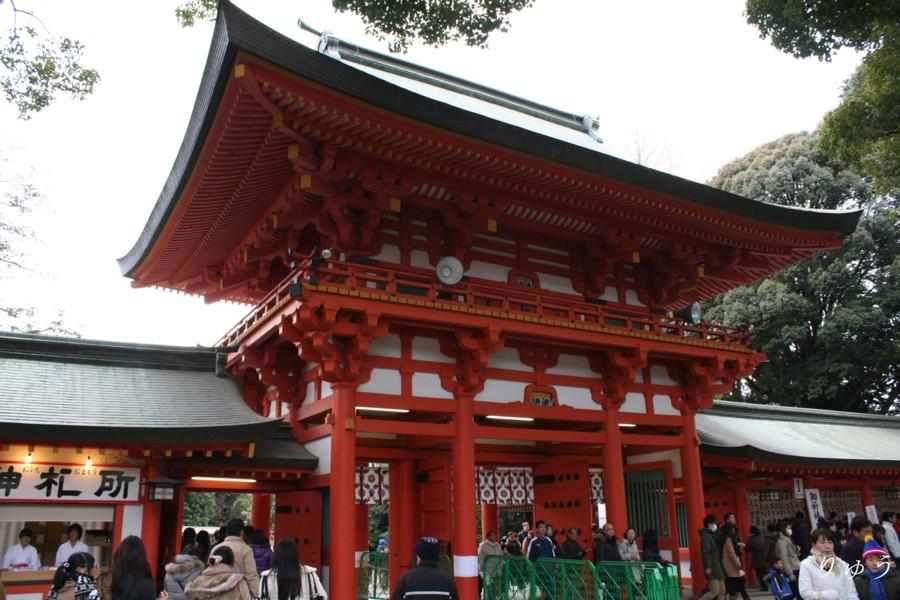 大宮 氷川神社 09