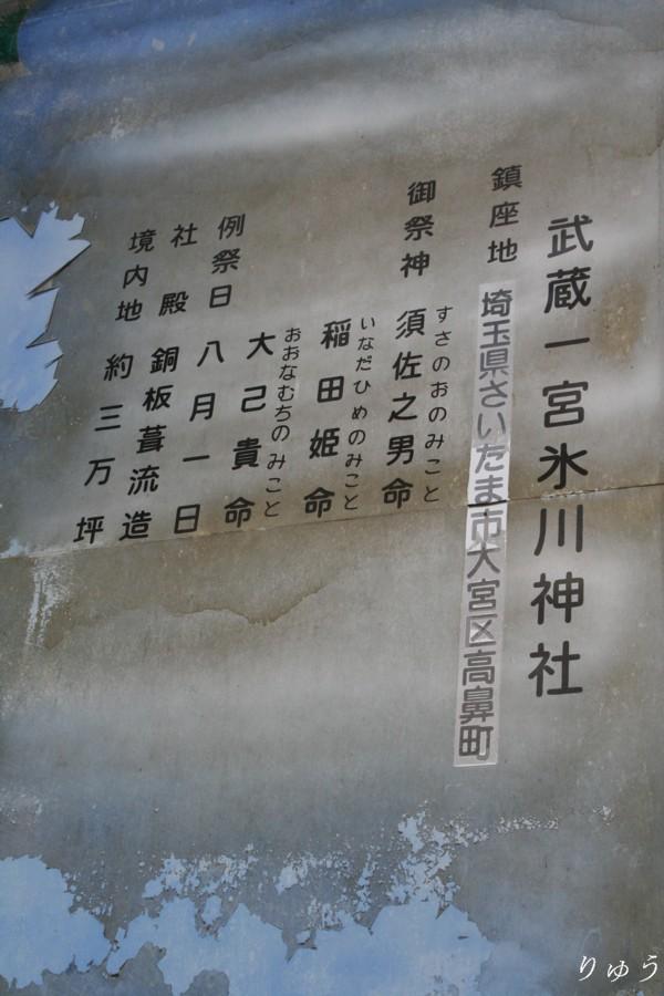 大宮 氷川神社 13