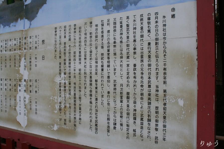 大宮 氷川神社 14