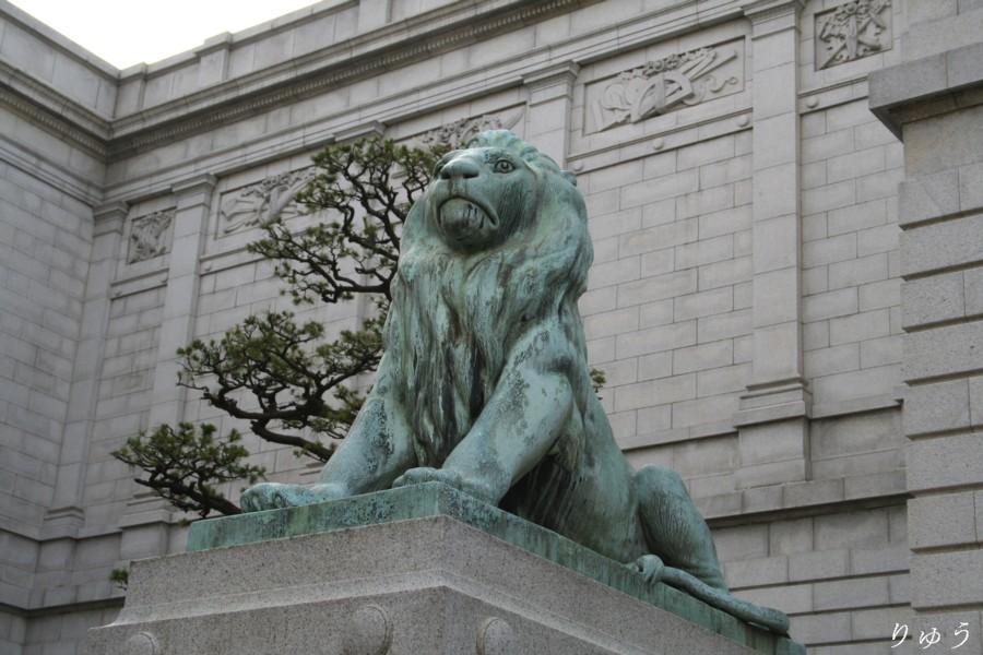 ミドリのライオン