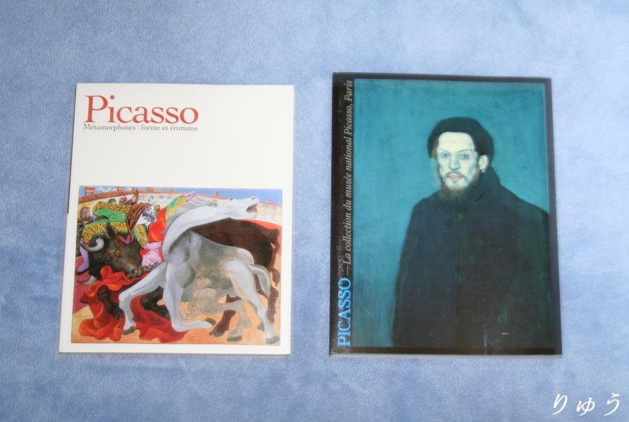 ピカソ展の図録